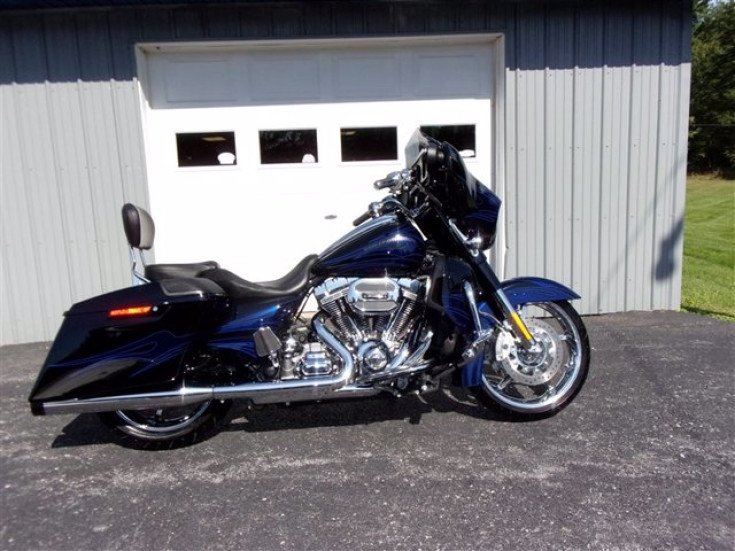 2016 Harley-Davidson CVO for sale 201173485