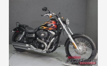 2016 Harley-Davidson Dyna for sale 200579400