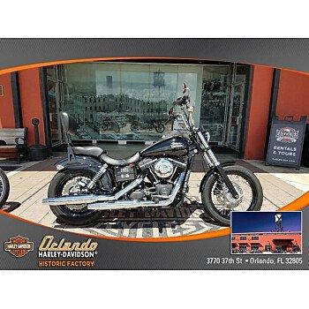 2016 Harley-Davidson Dyna for sale 200637848