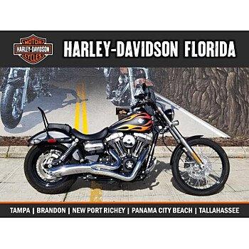 2016 Harley-Davidson Dyna for sale 200702838