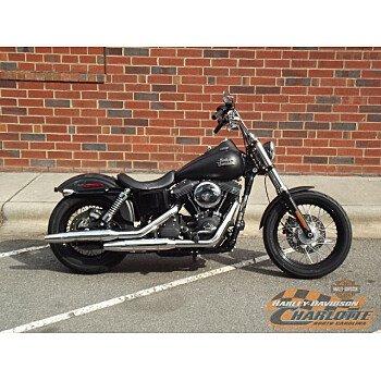2016 Harley-Davidson Dyna for sale 200705092