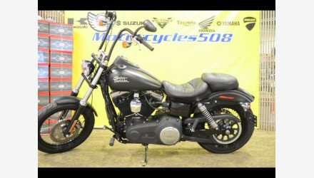 2016 Harley-Davidson Dyna for sale 200595549