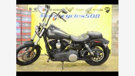 2016 Harley-Davidson Dyna for sale 200595549