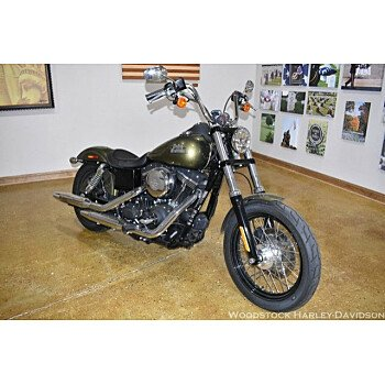 2016 Harley-Davidson Dyna for sale 200620617