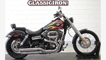 2016 Harley-Davidson Dyna for sale 200706740