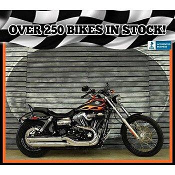 2016 Harley-Davidson Dyna for sale 200731450