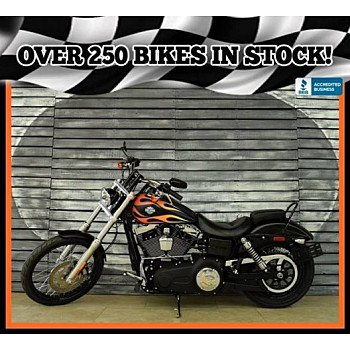 2016 Harley-Davidson Dyna for sale 200731450