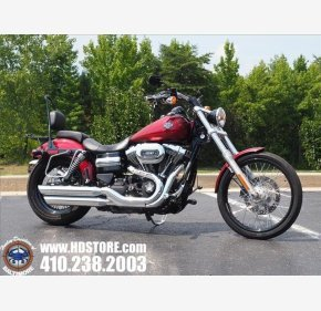 2016 Harley-Davidson Dyna for sale 200762041