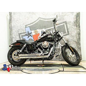 2016 Harley-Davidson Dyna for sale 200791168