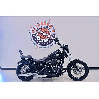 2016 Harley-Davidson Dyna for sale 200867802