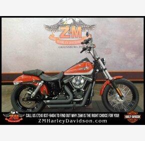 2016 Harley-Davidson Dyna for sale 200874913