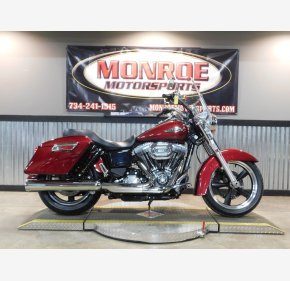 2016 Harley-Davidson Dyna for sale 200880098