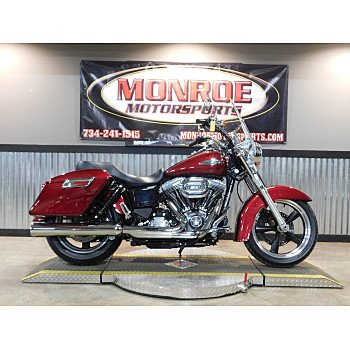 2016 Harley-Davidson Dyna for sale 200880098