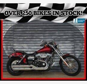 2016 Harley-Davidson Dyna for sale 200886034