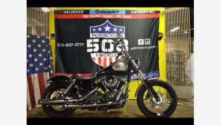 2016 Harley-Davidson Dyna for sale 200917889