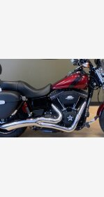 2016 Harley-Davidson Dyna Fat Bob for sale 201025361
