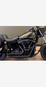 2016 Harley-Davidson Dyna Fat Bob for sale 201025366