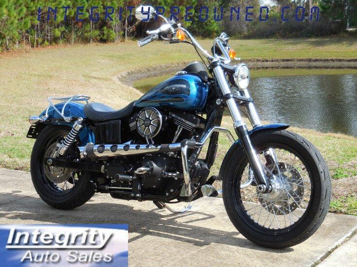 2016 Harley-Davidson Dyna for sale 201037680
