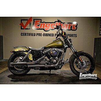2016 Harley-Davidson Dyna for sale 201039266