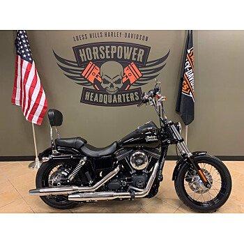 2016 Harley-Davidson Dyna Street Bob for sale 201082796