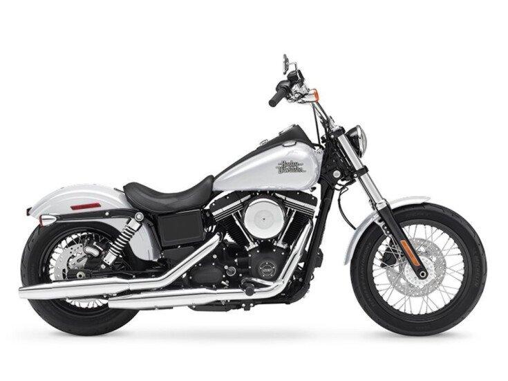 2016 Harley-Davidson Dyna for sale 201124159