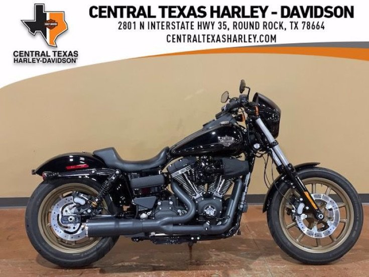 2016 Harley-Davidson Dyna Low Rider S for sale 201146872