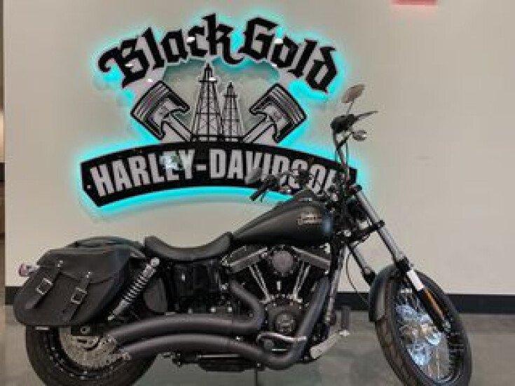 2016 Harley-Davidson Dyna for sale 201146976