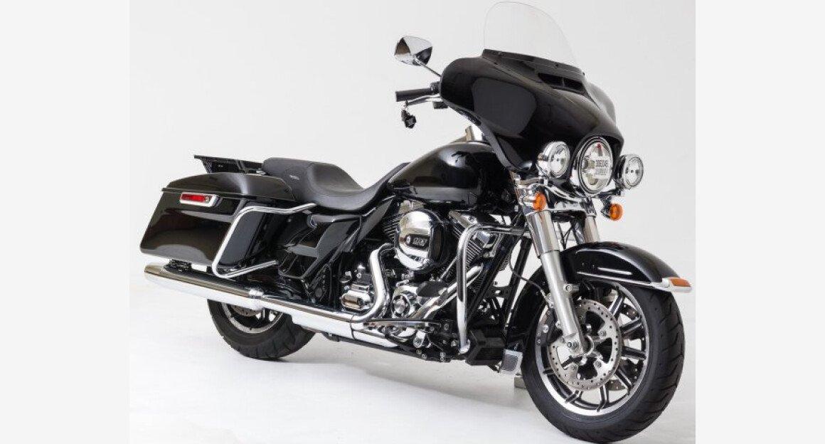 2016 Harley-Davidson Police for sale 200591134