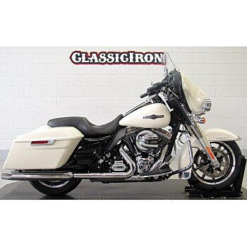 2016 Harley-Davidson Police for sale 200605257
