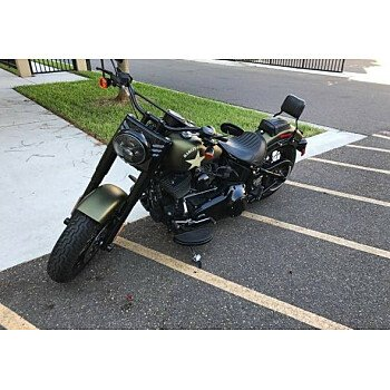2016 Harley-Davidson Softail for sale 200516775