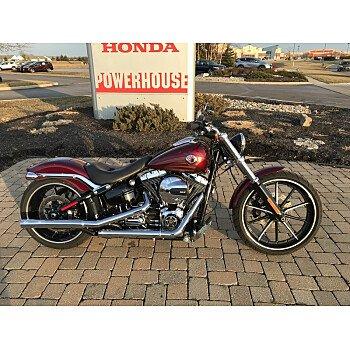 2016 Harley-Davidson Softail for sale 200531576