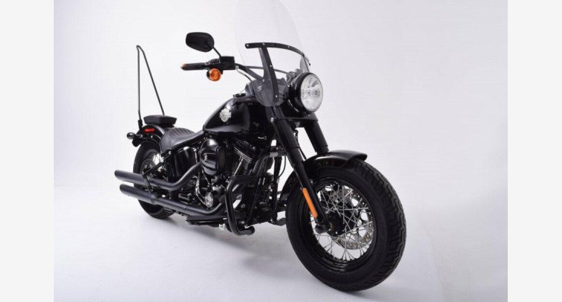 2016 Harley-Davidson Softail for sale 200621127