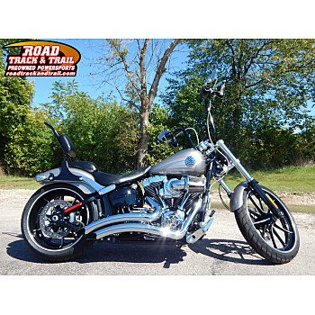 2016 Harley-Davidson Softail for sale 200627654