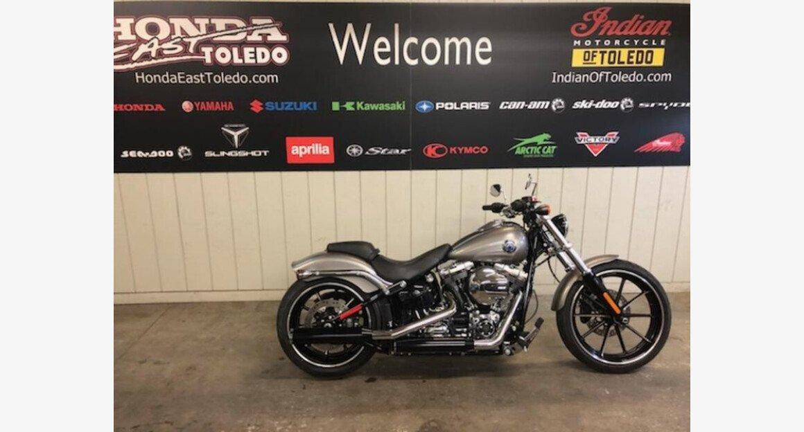 2016 Harley-Davidson Softail for sale 200648131