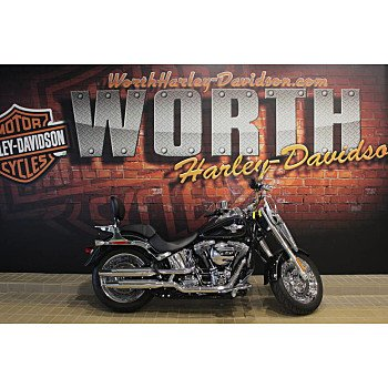 2016 Harley-Davidson Softail for sale 200701205