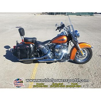 2016 Harley-Davidson Softail for sale 200637072