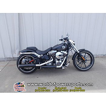 2016 Harley-Davidson Softail for sale 200637180