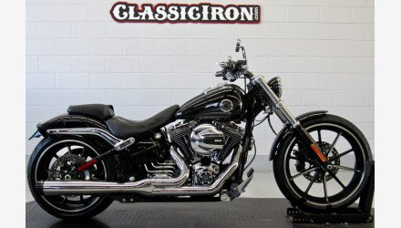 2016 Harley-Davidson Softail for sale 200700372