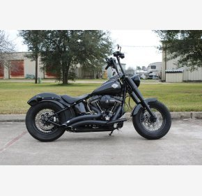 2016 Harley-Davidson Softail for sale 200725211