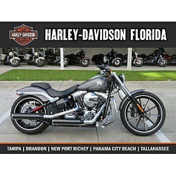 2016 Harley-Davidson Softail for sale 200763241