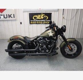 2016 Harley-Davidson Softail for sale 200928052