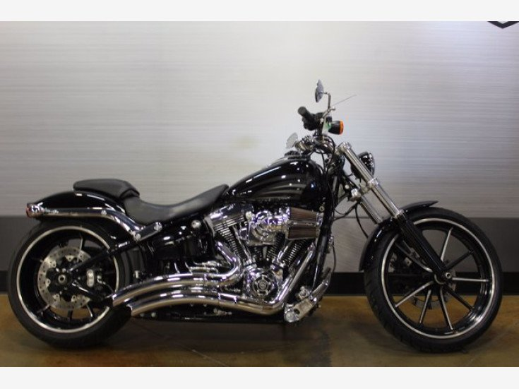 2016 Harley-Davidson Softail for sale 201064256