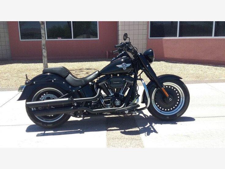 2016 Harley-Davidson Softail Fat Boy for sale 201100915