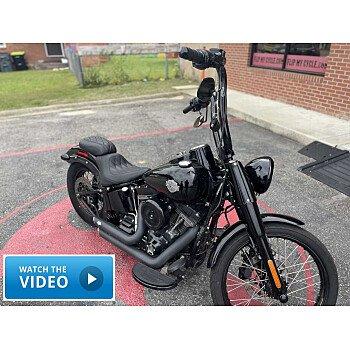 2016 Harley-Davidson Softail for sale 201150489