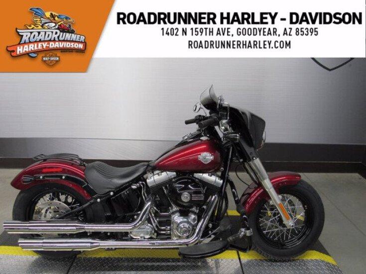 2016 Harley-Davidson Softail for sale 201159577
