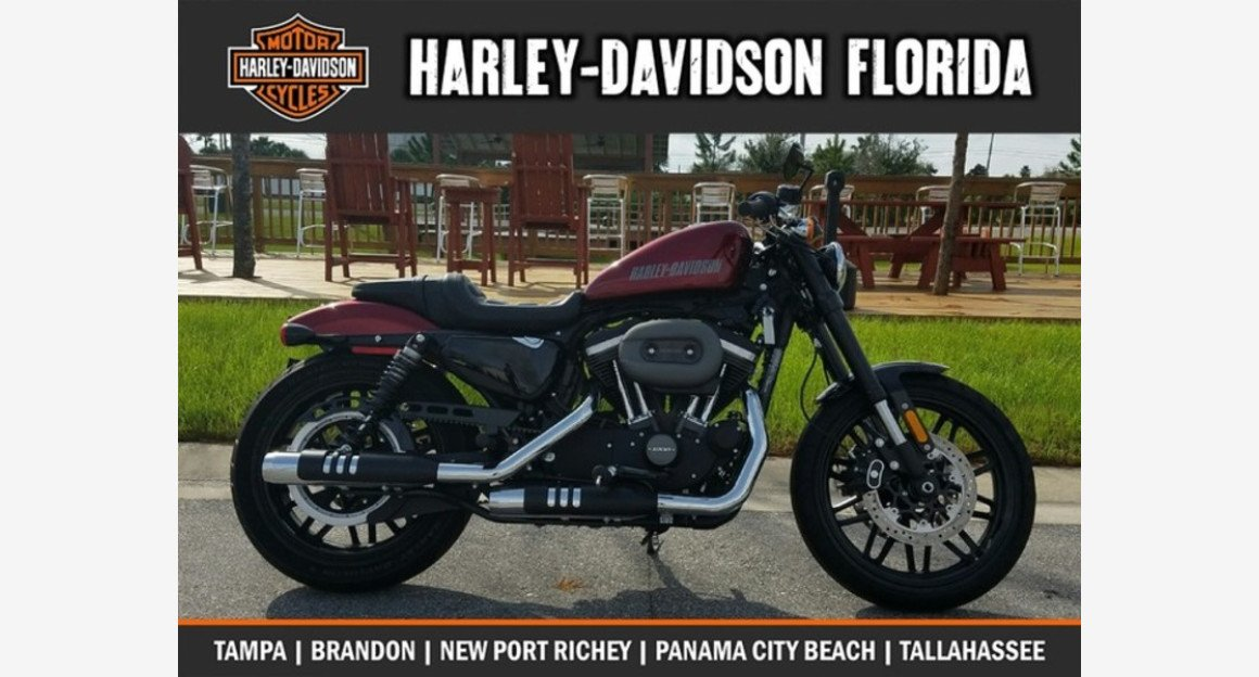 2016 Harley-Davidson Sportster Roadster for sale 200523572