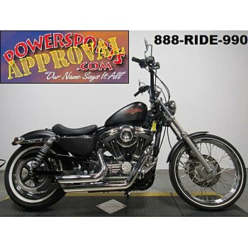 2016 Harley-Davidson Sportster for sale 200525062
