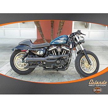 2016 Harley-Davidson Sportster for sale 200638552