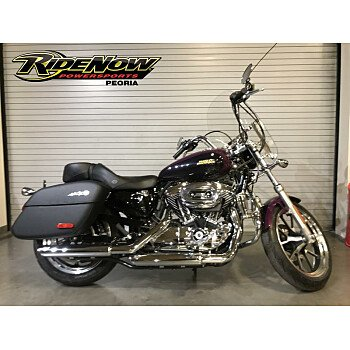 2016 Harley-Davidson Sportster for sale 200672989