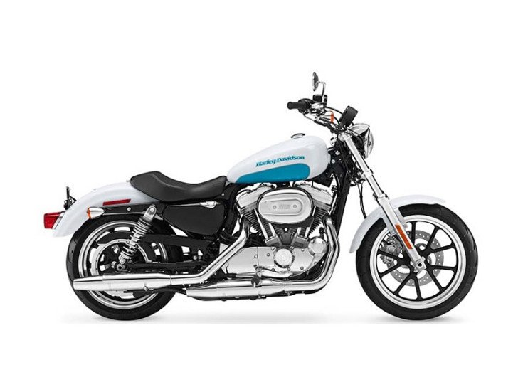 2016 Harley-Davidson Sportster SuperLow specifications